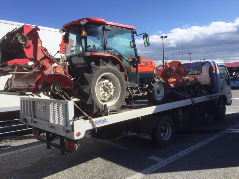 積込 買取農機具 トラクター