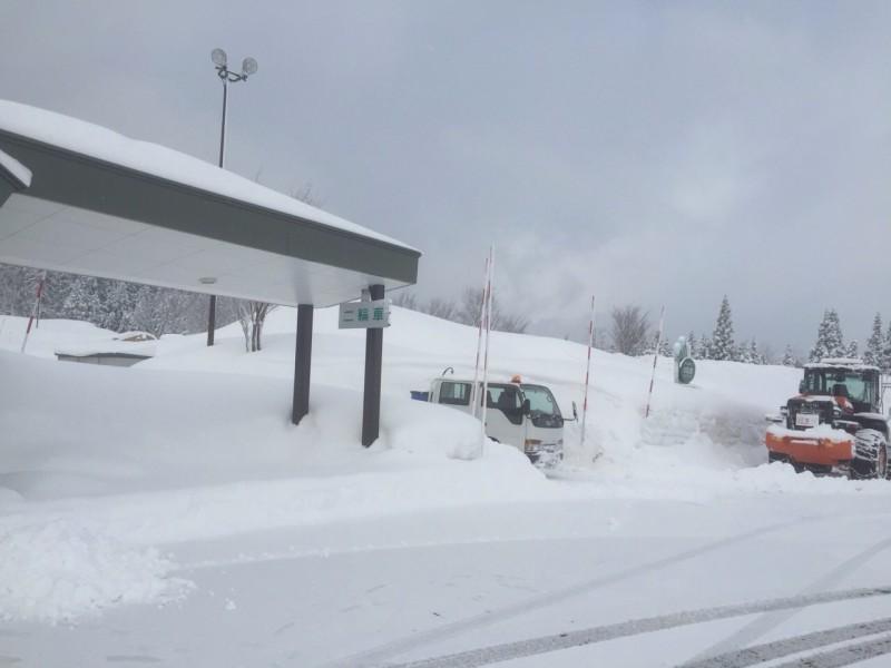 雪国 新潟
